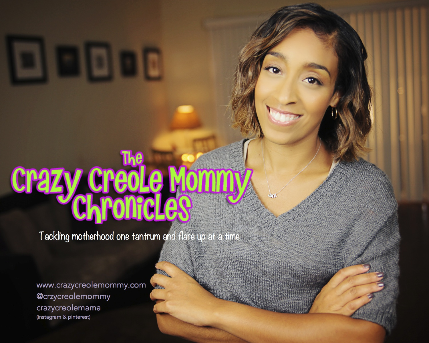 The Crazy Creole Mommy Chronicles Promo
