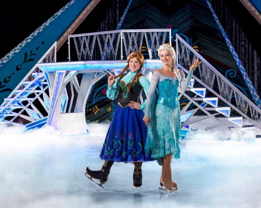 D34 Frozen_Anna & Elsa- LOW RES