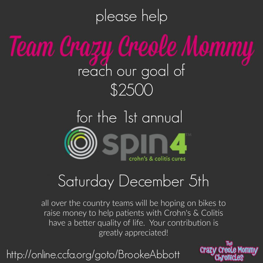 Team Crazy Creole Mommy